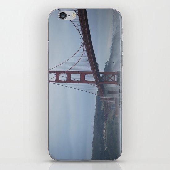 Golden Gate iPhone & iPod Skin