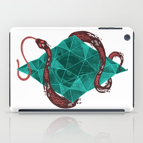 Mystic Crystal iPad Case