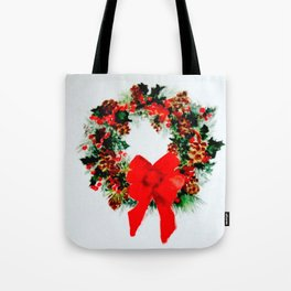 Wreath 4 Tote Bag