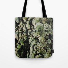 Forest Mushrooms Tote Bag