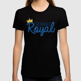Crowned Royal T-shirt