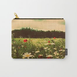 Poppies In Pilling  Carry-All Pouch