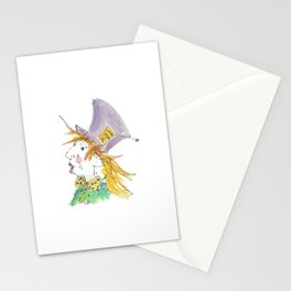 Alice In Wonderland / The Mad Hatter Stationery Cards