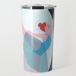 Dancer in the music box Travel Mug