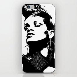 Rihanna. iPhone Skin