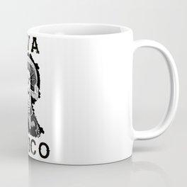 Viva Mexico Mad Dead Mariachi Coffee Mug