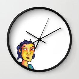 yella Wall Clock