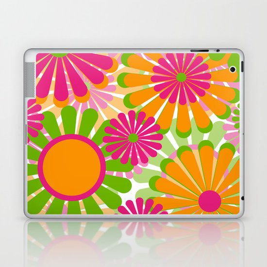 FD34 Laptop & iPad Skin