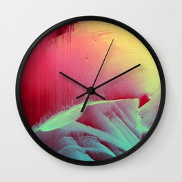 We were never kings anyway Wall Clock
