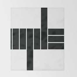 MPLS Throw Blanket