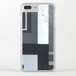 Perfectionist Clear iPhone Case