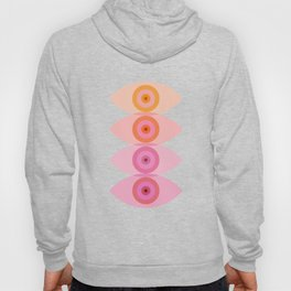 Abstraction_EYES_COLOR_POP_ART_Minimalism_001EYE Hoody