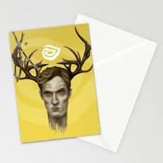 Notice King | True Detective Stationery Cards