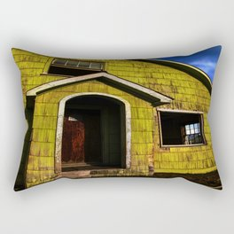 Abandon House Rectangular Pillow