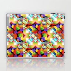 Prismatic Rainbow Laptop & iPad Skin