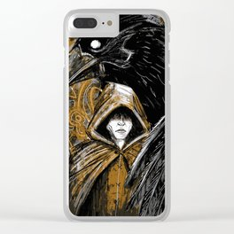 A Murder of One Clear iPhone Case