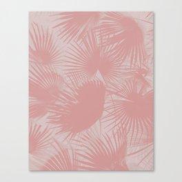 Pastel Palms #society6 #decor #buyart Canvas Print