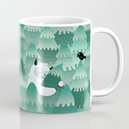 Tree Hugger (Spring & Summer version) Coffee Mug