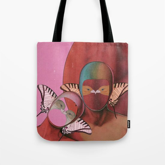 MY MUSE AND MARS Tote Bag