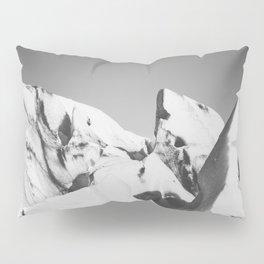 Ice, Ice, Iceland - Landscape and Nature Photography Pillow Sham