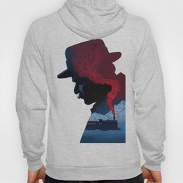 Murder on the Orient Express Hoody