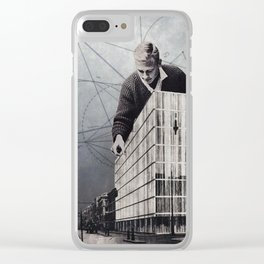 Extension Clear iPhone Case