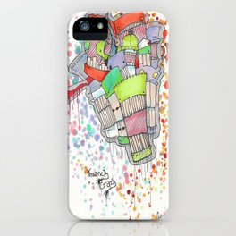 Insanely Crazy iPhone Case