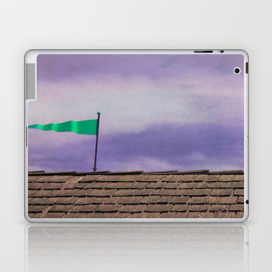 Flag Laptop & iPad Skin
