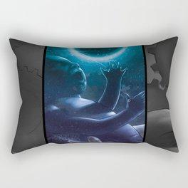 Under the Dark Sun - #0 Rectangular Pillow
