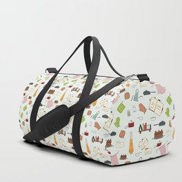 Cooking Duffle Bag