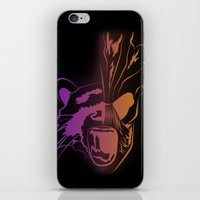 guardians of the galaxy iPhone & iPod Skins featuring GUARDIANS OF THE GALAXY by Jorge Daszkal