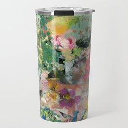 Bright Blossoms Travel Mug