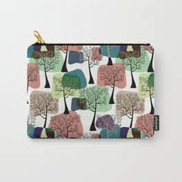 Tree & tree. Carry-All Pouch