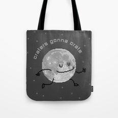 Craters Gonna Crate (8bit) Tote Bag