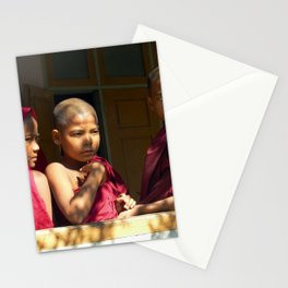 Reflections of Myamar Stationery Cards