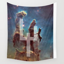 Pillars of Creation Wall Tapestry