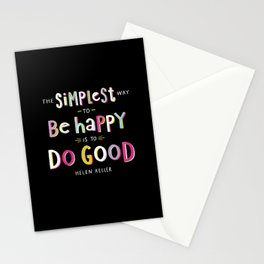 Do Good Stationery Cards