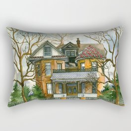 Stormy Skies Rectangular Pillow