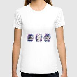 3 owl T-shirt