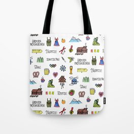 Garmisch Partenkirchen, Germany Tote Bag