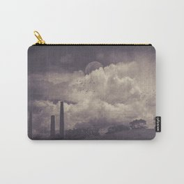 Brick works chimneys at Sydney Park Carry-All Pouch