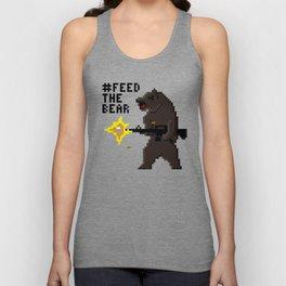 Bear Arms #2 Unisex Tank Top