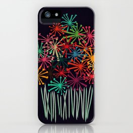 Flower Bouquet iPhone Case