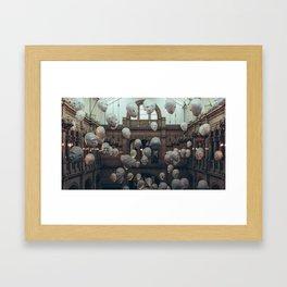 Hang your head up high Framed Art Print