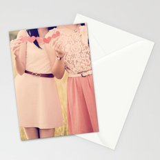 She Is My Best Friend!  Stationery Cards