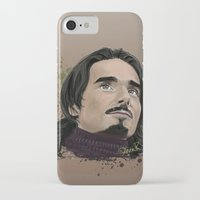 kevin russ iPhone & iPod Cases featuring Kevin -BSB by Tish
