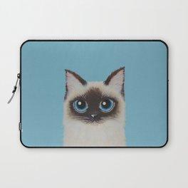 Birman Cat Laptop Sleeve