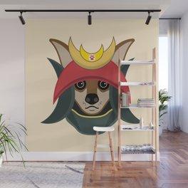 Daimyo Dog Wall Mural