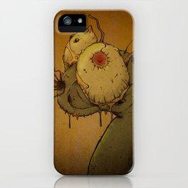 Steven the Snail iPhone Case