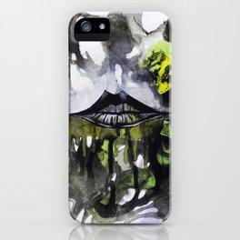 Lips II iPhone Case